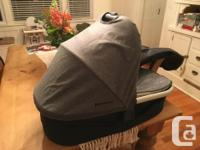 New, never used Bassinet purchased for our 3 month old