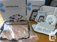 Baby SnugSeat brand name new in box, matches both the
