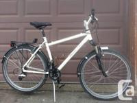 Urbanite Police Mountain Bike 20 inch frame 24 speed