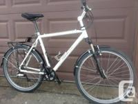 Urbanite Police Mountain Bike 22 inch frame 24 speed