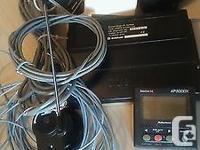 AP3000X control head. J3000X junction box RF300 Rudder