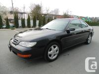 1997ACURA CL two DOOR COUPE WITH PREMIUM PACKAGE