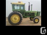 1972 John Deere 4320. . PRICE REDUCED. JD 4320 for