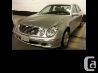 2004 Mercedes-Benz E320 60894mis - 98000 kilometers