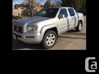 2007 Honda Ridgeline Terrific tires 214373mis V6 auto
