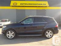 2006 MERCEDES BENZ ML350 4MATIC...THIS LOCAL BC UNIT IS