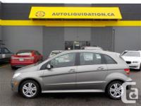 2008 MERCEDES BENZ B200 TURBO...THIS ACCIDENT FREE UNIT