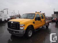 2008 Ford F-350 SD XL Crew Cab Long Bed four