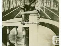 Original Canadian photo from WW2 . Canadian Soldier,