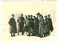 Original German photo from WW2 . Photo of German