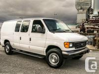 2006 Ford Econoline Cargo Van E-250 Comments:Custom