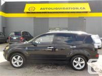 2008 MITSUBISHI OUTLANDER XLS four wheel-drive...THIS