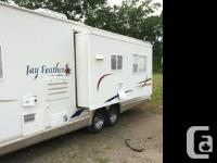 2005 Jayco Jay Feather Travel Trailer PRICE REDUCED FOR