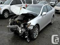Template By Frooition Lite! 07 08 09 LEXUS ES350 L.