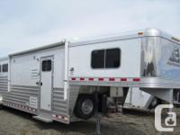 "10'8"" spacious living quarters done by Outback Custom"