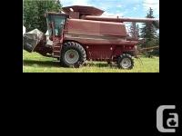 2003 Case IH 2388 Combine. 2003 Case IH combine for