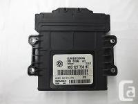 Transmission Control Module VW six Spd 09G 927 750 HE