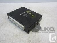 2011 Subaru Impreza Electronic Control Module 44K OEM