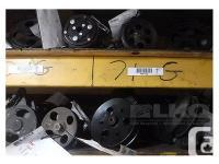 2008-2010 Dodge Avenger Powered steering Pump 53K OEM