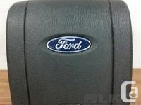 04 05 06 07 08 Ford F150 Driver Steering Wheel Air bag