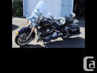 2000 Harley Davidson FLHRI Road King This road king is