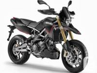 The Aprilia Dorsoduro 750 is equipped with the best