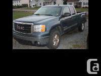 2007 GMC Sierra 1500 Pickup Truck Synthetic oil