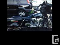 2003 Harley-Davidson FLHTC Electra Glide Classic 2003