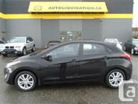 2013 HYUNDAI ELANTRA GT...THIS LOCAL BC UNIT IS