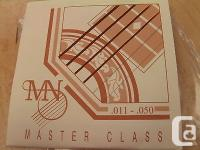 On offer is a new set; Newtone Master Class, Light