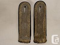 This is a used condition pair of German WW2 Army