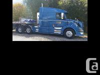2007 Volvo D16 Truck is sold!!! 2016 Reitnouer Drop