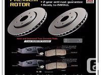 PREMIUM COATED ROTORS PREMIUM GEOMET rotors are made