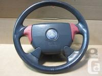 1997-2000 Mercedes SLK Series Airbag Airbag Driver w/