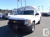 2012 Chevrolet Silverado 1500 Regular Cab Standard Box