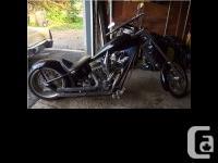 2011 Harley Davidson XR1200X. 100 Revtec, six gear