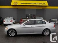 2007 BMW 335i SEDAN...THIS LOCAL BC UNIT IS EQUIPPED