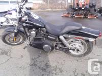 2013 Harley-Davidson FXDF Dyna Fat Bob Cruiser. 1690CC.