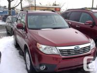 Calgary Pre-owned Car Sales 2010 Subaru Forester four