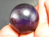 """BEAUTIFUL PURPLE SUGILITE SPHERE FROM NAMIBIA - 1.3"""" for sale  Ontario"""