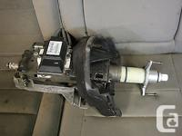 Up for sale I have the steering column from a 2006 750i