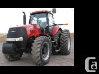 2010 CASE IH Magnum 275, 2200 hours, MFWD, 18sp power