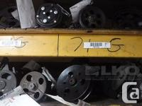 2005-2006 Nissan X-Trail Powered steering Pump 152K OEM