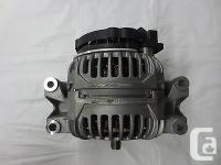 Volkswagen Bosch Alternator 06B903016AB 14 VOLT 140A