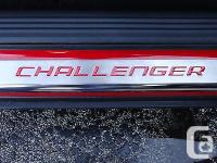 I AM SELLING two �C H A L L E N G E R� DECALS THAT ARE