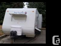 2006 Jayco Jay Feather Lite Travel Trailer Jack and