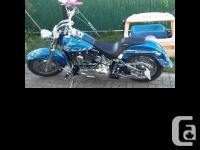 2002 Harley Davidson FLSTF Fat Boy Softail 2002 Harley