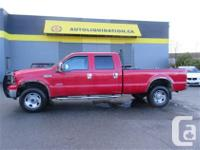 2006 FORD F350 CREW CAB XLT four wheel-drive...THIS