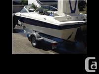 2006 Bayliner Runabout Series 185. This bayliner bow