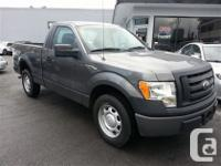 2010 Ford F150 XL Reg-Cab with 117.000kms. This unit is